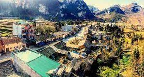 Thị trấn Phó Bảng – Trấn cổ ngủ quên giữa lòng Hà Giang