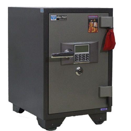Làm sao để chọn két sắt Hòa Phát chống cháy chuẩn?